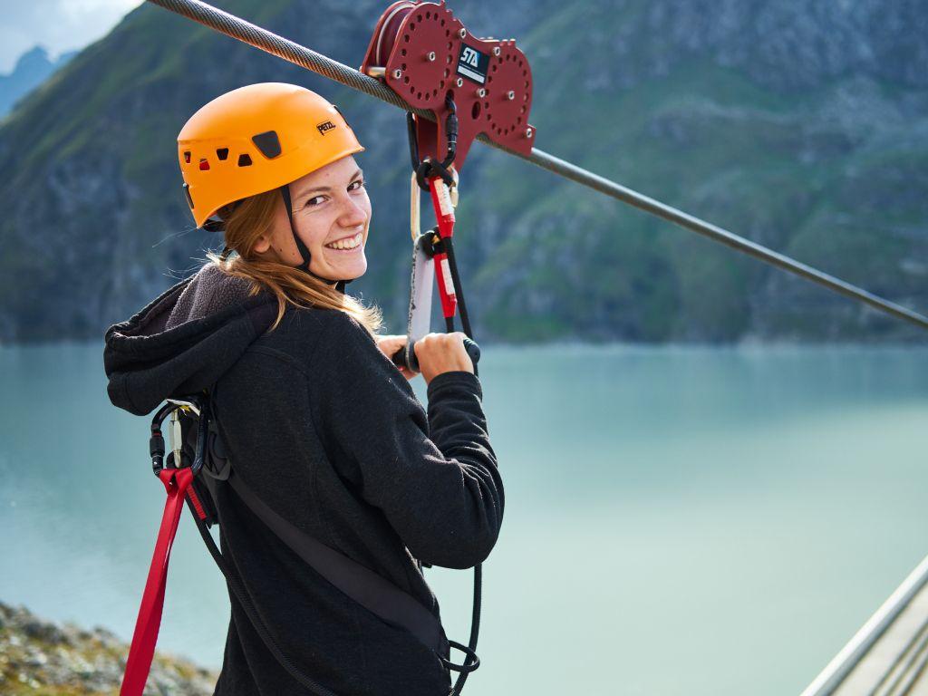 Sport und Spass im Val d'Hérens