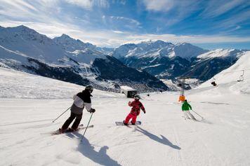 Gagnez une journée de ski à Verbier, dans le plus grand domaine de Suisse