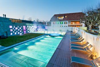 Wellness et spa aux portes de Zurich