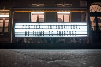 Du 16 au 25 juillet 2021, 35e Festival International de Films de Fribourg