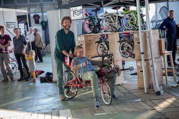 Véritable temple du deux roues, le 6e salon du vélo vous accueille en famille au cœur de Lausanne  pour une expo  consacrée à la mobilité douce !