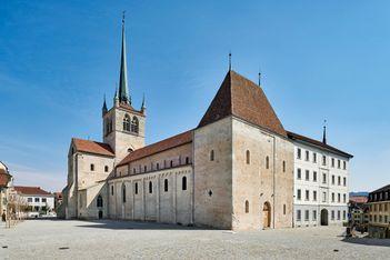 Nouveau parcours découverte de la plus grande église romane de Suisse