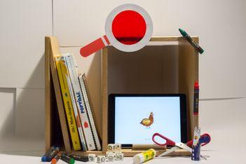 Les Bibliothèques de la Ville de Lausanne organisent trois ateliers de lecture mêlant dessins, bricolages et technologie numérique !
