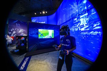 "Découvrez ""eFootball: the Virtual Pitch"" à Zurich"
