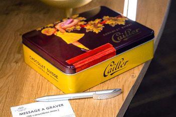 Des chocolats enrobés d'affection: le cadeau de noël idéal !