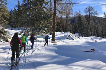 Nendaz, l'eldorado du ski de rando… même pour les débutants