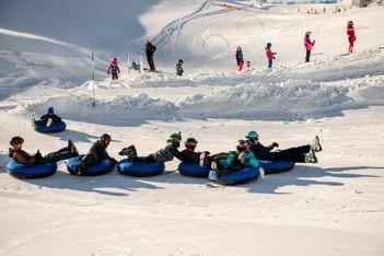 Nouvelle activité de glisse insolite dans les Préalpes fribourgeoises
