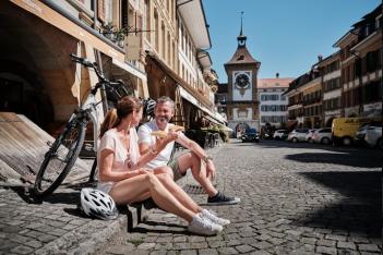Du 1er mai au 31 octobre 2021, parcours gourmand à pied ou à vélo à la découverte de Morat