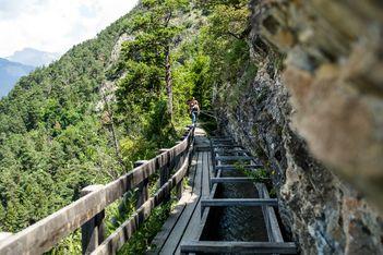 Evasion à la montagne en illimité dans la célèbre destination valaisanne