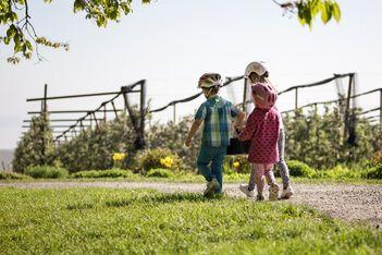 Le bonheur en famille en Thurgovie