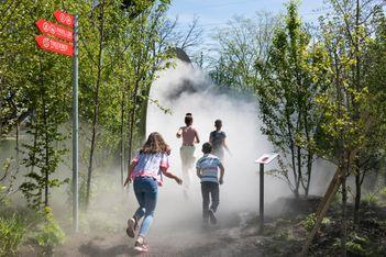 Le Technorama sort de ses murs avec un nouveau parc expérimental