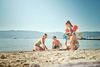Nos bons plans pour des séjours avec enfants aux airs de grandes vacances