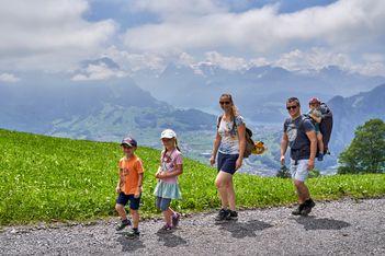 9 circuits de randonnée pour toute la famille