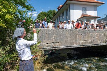 Du 2 juillet au 15 août 2021, découvrez les cités du Jura bernois  de manière inédite !