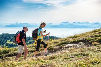 Randonnée itinérante à travers le Jura suisse