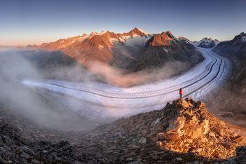Avec le passeport découverte, circulez dans tout l'Aletsch à un prix exceptionnel