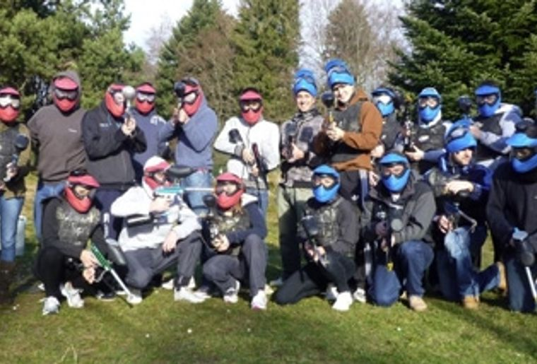 Paintball yverdon