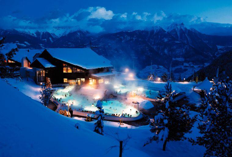 Les bains d 39 ovronnaz valais activit for Hotel des bains saillon suisse
