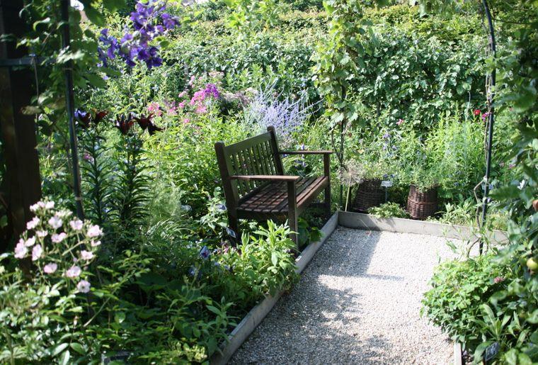 Le jardin des cinq sens france yvoire activit for Jardin yvoire