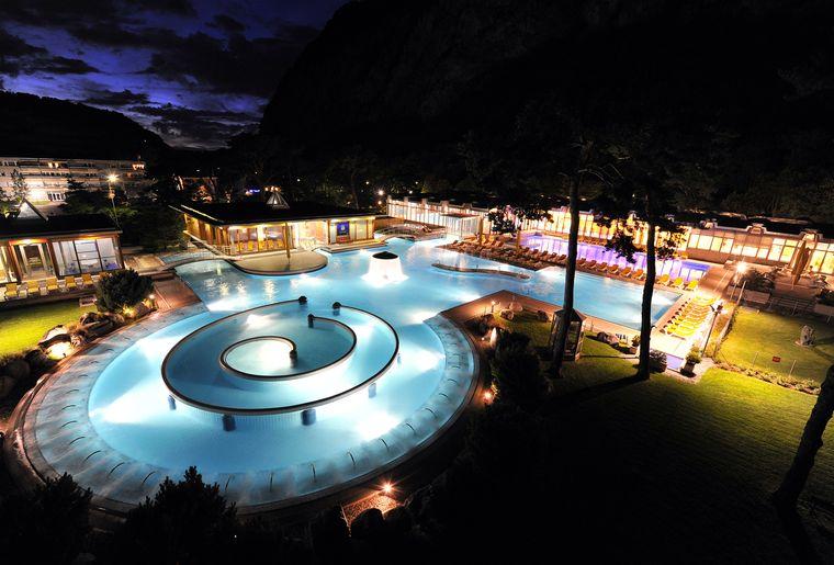 Bains de lavey activit for Hotel des bains saillon suisse