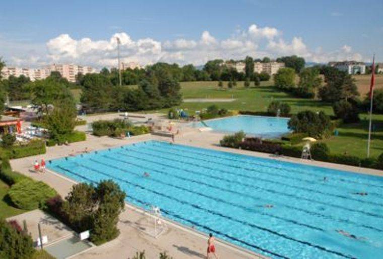 Piscine des vergers gen ve meyrin activit for Centre sportif cote des neiges piscine