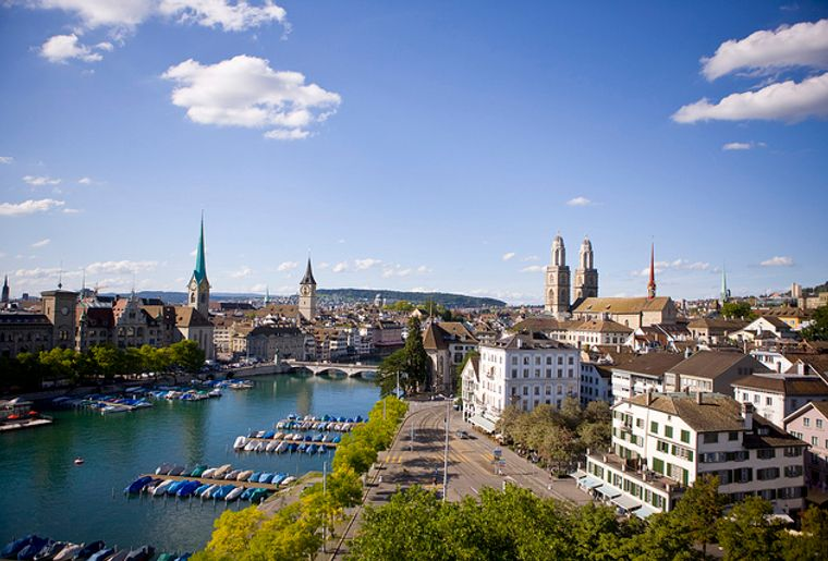 office de tourisme zurich