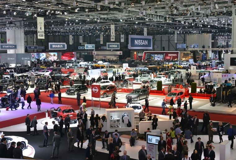Salon de l auto 2015 gen ve le grand saconnex activit for Salon du fitness palexpo