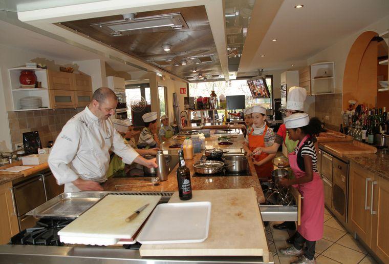Cours de cuisine dossier for Atelier cuisine vevey