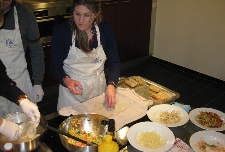 Cours de cuisine dossier for Ecole de cuisine geneve