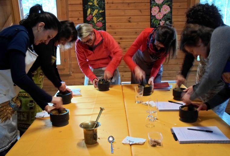 Cours sur la connaissance des pices lausanne agenda for Atelier cuisine lausanne