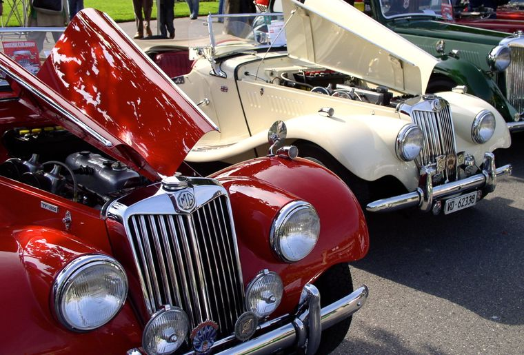 British Car Meeting © Arcam.JPG