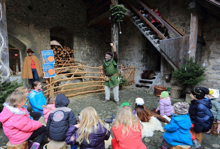 Noël au château de Chillon