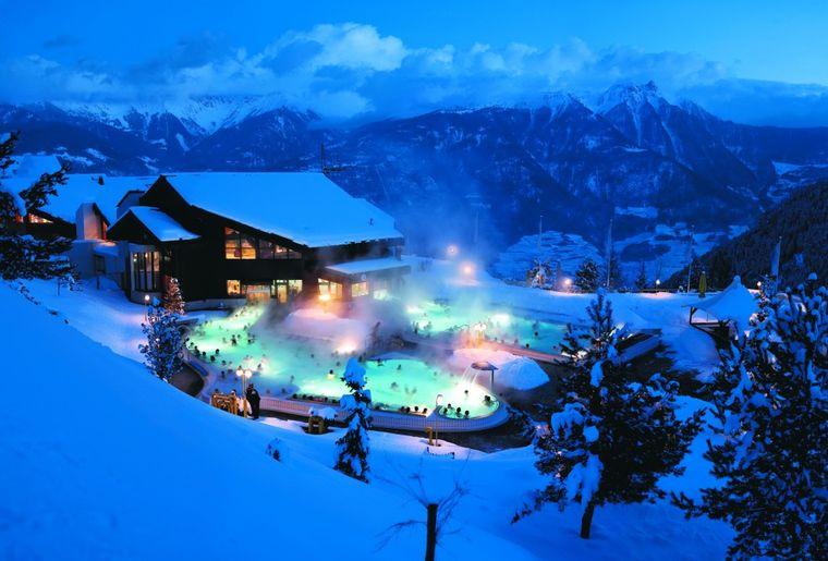 Top 10 des meilleurs bains thermaux de suisse romande for Location yverdon les bains suisse