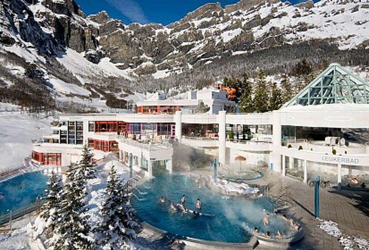 Top 10 des meilleurs bains thermaux de suisse romande for Thalasso les bains
