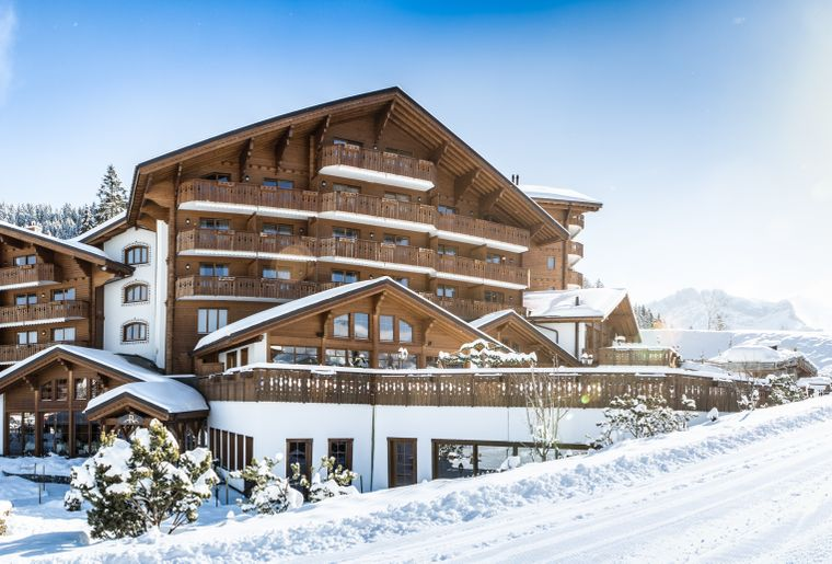 Chalet Royalp Hotel Et Spa