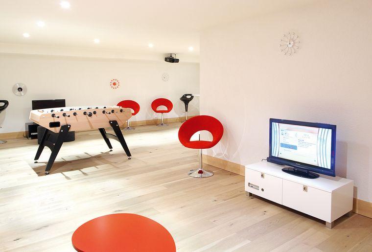 Chalet RoyAlp Hôtel & Spa -  salle de jeux.jpg