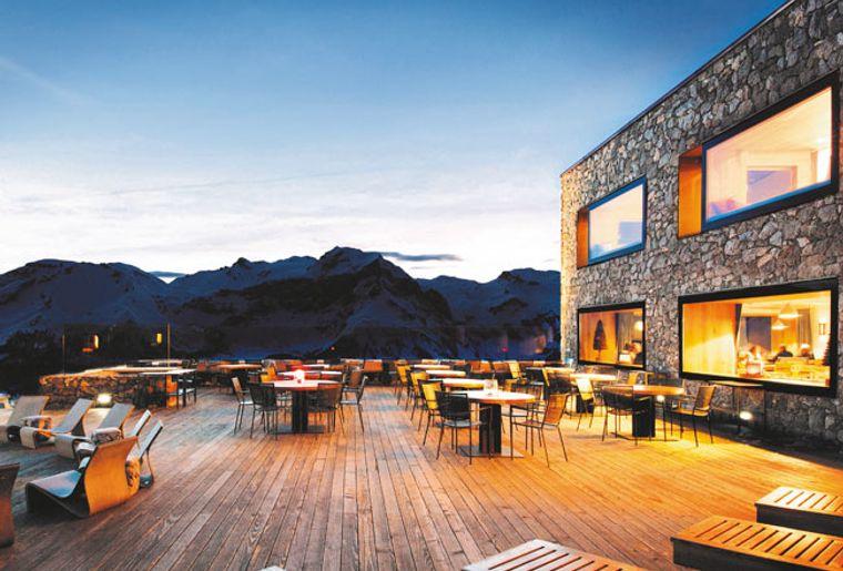 Top 20 des meilleures terrasses de suisse romande dossier - Les plus belles terrasses de maison ...