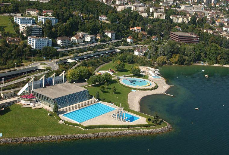 Piscines du nid du cr activit for Piscine en suisse