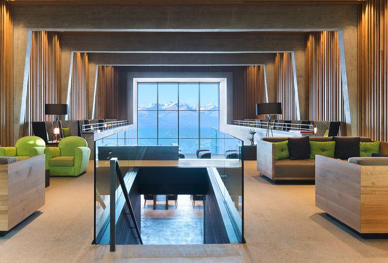 H tel chetzeron crans montana valais activit for Hotel design valais