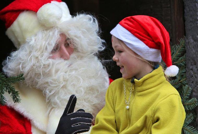 Magie de Noël au château d'Aigle