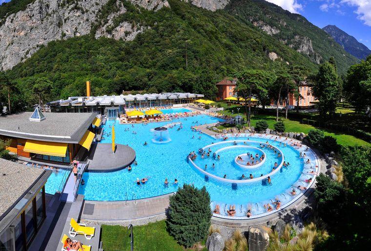 Bains de lavey activit for Tarif piscine aix les bains