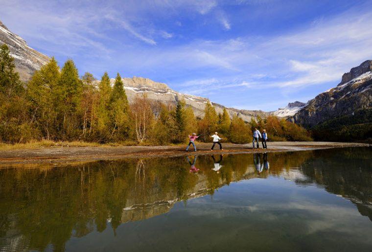 Lac de la réserve naturelle de Derborence © Valais-Wallis Promotion - Christian Perret.jpg