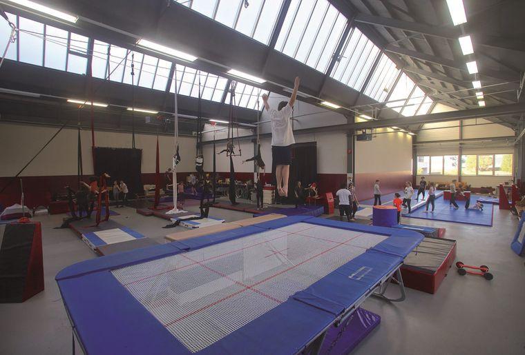 Sehr Centre des Arts Du Cirque Circo Bello - Activité - Loisirs.ch HP39