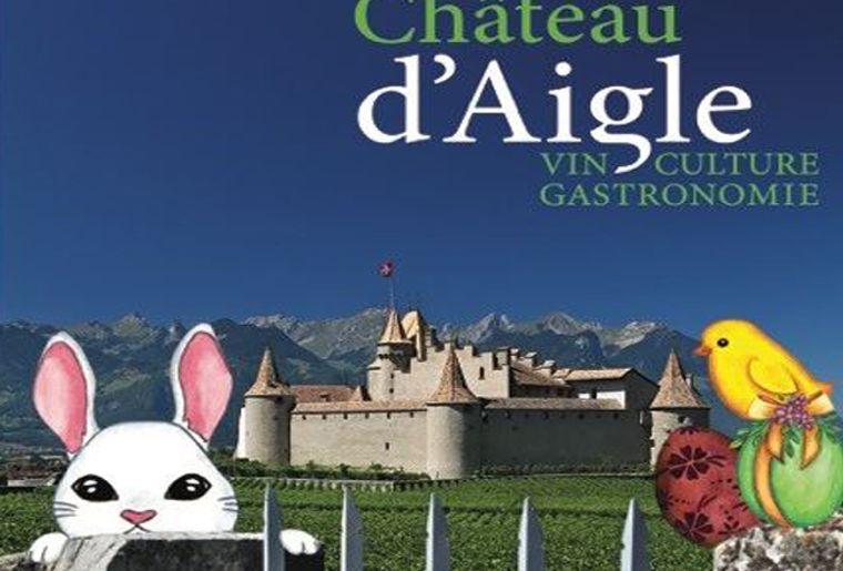 Pâques au Château d'Aigle