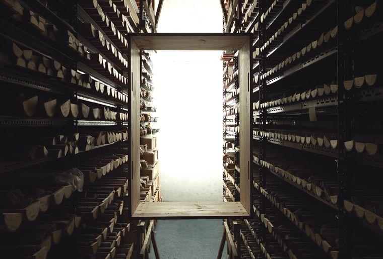 Réserves du musée de géologie, photo Régis Golay.jpg