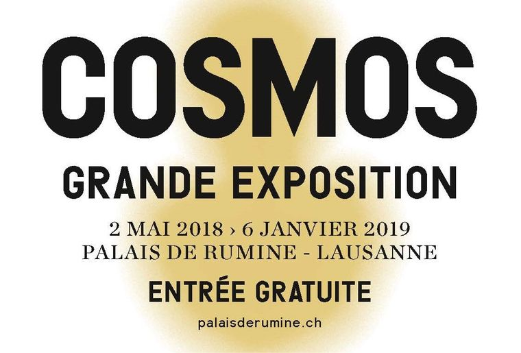 Exposition Cosmos - Lausanne