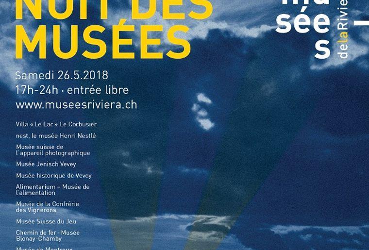 Nuit des Musées de la Riviera vaudoise 2018