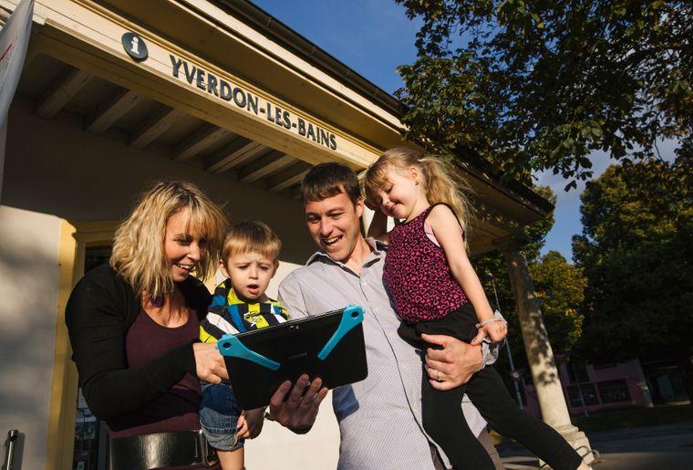 YlBR Yverdon Ete tablette famille visite ville ©Gu.JPEG