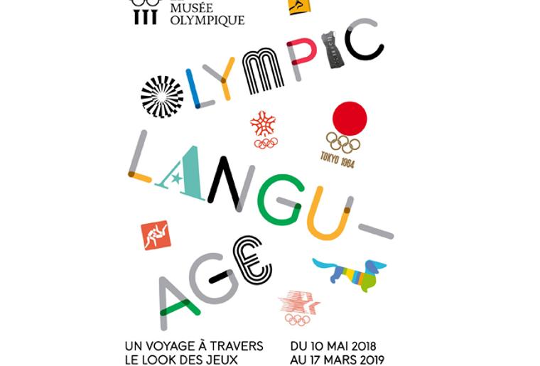 """""""Olympic Language"""" au Musée Olympique - Lausanne"""