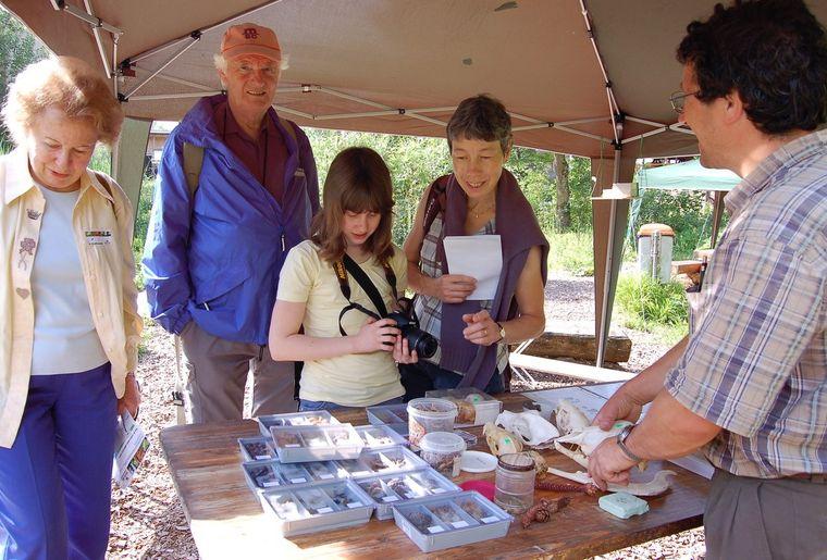 Journées de la biodiversité à la Sauge - Cudrefin